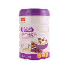 JLP Yam and Purple Sweet Potato with Wheat Germ and Oats 728g