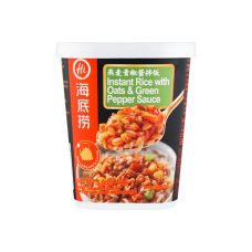 Hi Instant Rice With Oats & Green Pepper Sauce 5.0oz