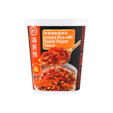 Hi Instant Rice With Sweet Pepper Sauce 5.0oz