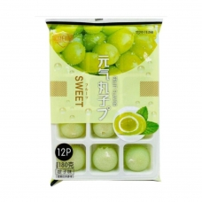 CBW Mochi-Grape Flavor with Jelly Filling  180g