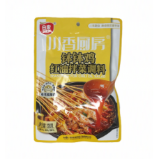 BJ Chicken and Red Oil Mixed Vege Sauce 230g