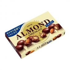 Almond Cocolate Cracker 89g