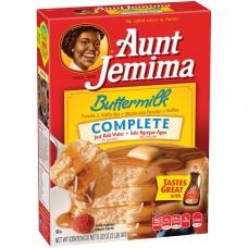 Aunt Jemima Buttermilk Pancake Waffle Mix 32oz