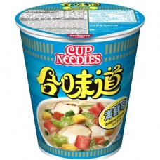 CBH Spicy Seafood Cup Noodle 2.57oz