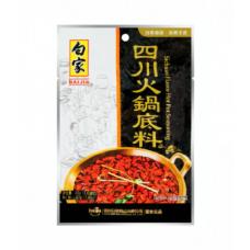 BJ Sichuan Spicy Hot Pot Base 200g