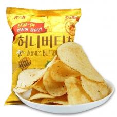 Haitai Honey Butter Chips 60g