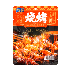 Yumei Sichuan Barbecue Sauce and Powder 120g