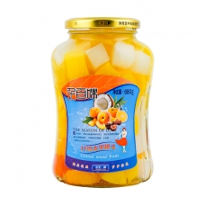 Canned Mixed Fruits In Syrup 680g