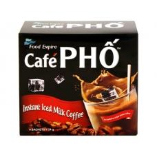 Pho Iced Milk Black Coffee