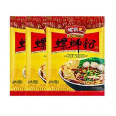 Luosi Rice Noodles 3bag  85oz/ea