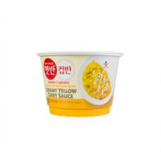 CJ Creamy Yellow Curry Rice 280g