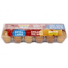 Horizon Organic Extra Large Grade A Eggs 1 Dozen