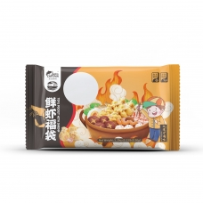 Authentic Chinese Shrimp Lucky Bag 145g