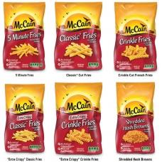 McCain Frozen Potato Chips 20oz