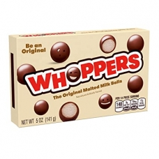 Whoppers Chocolate