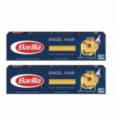 Barilla Angel Hair Macaroni 454G for 2