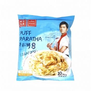 LQQM Crispy Pancakes Seafood Taste 10pc