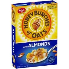 Post Honey Bunches Oats Almonds 14.5oz