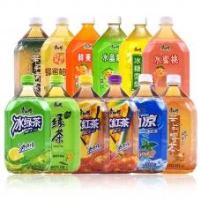 KSF Tea Beverage 13*1Lbtls/case