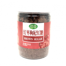 Green Life Brown Sugar Dates and Chinese Wolfberry 350G