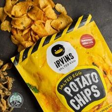 IRVINS Salted Egg Chips 3.7oz