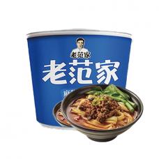 Fan's Kitchen Premium Instant Noodle Sesame Chili Sauce Flavor