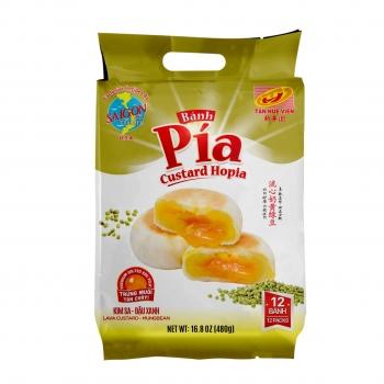 XHY Pia Durian Pie Custard Green Bean 16.8oz
