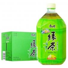 KSF Green Tea 1l 1 Case 12 Bottle
