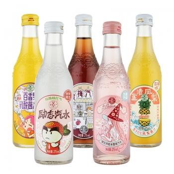 Hankow Er Chang Juicy Soda 275ml