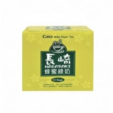 Casa Milky Tea Honey Green Tea 10pc Japanese