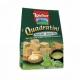 Loacker Quadratini Wafer Cookies Matcha 220g