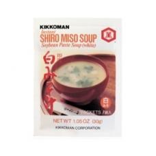 Kikkoman Japanese Miso Soup Shiro 1.05oz