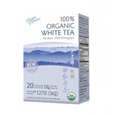 P.O.P. Organic White Tea Bag 180g