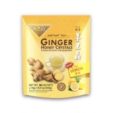 Prince of Peace Ginger Honey Drink 18g*30pk