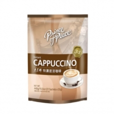 Prince of Peace Instant Cappuccino 20g*20pk