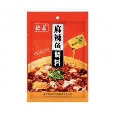 DZ Spicy Fish Fillet Sauce 180g
