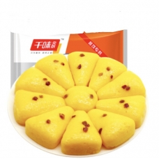 QWYC Jujube Pumpkin Rice Cake 300g