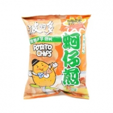 PDD Potato Chips Spicy Oyster Fried 1.51oz