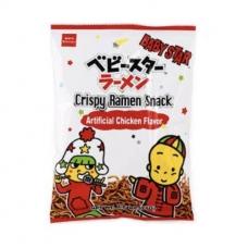 Baby Star Crispy Ramen Snack Chicken 2.47oz