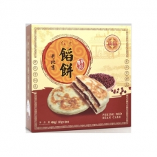 Pecking Red Bean Backed Pastry 115g*4pc