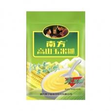 Southern Corn Paste 0 Sugar 600g