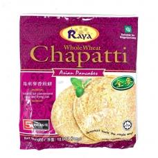 Raya Puff Paratha whole weat 5pc