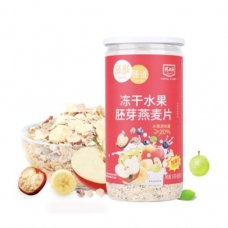 PPSD Oatmeal With Frozen Dried Fruits 588g