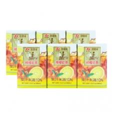 ASSAM Boxed Lemon Red Tea 6pc