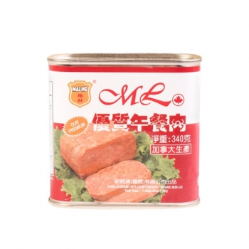 Meilin Canned Luncheon Meat 340g