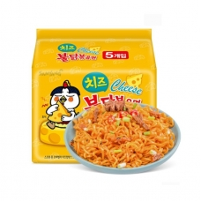 Samyang 2XSpicy Hot Chicken Noodle