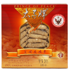 Prince of Peace Whole Wisconsin Ginseng 85g