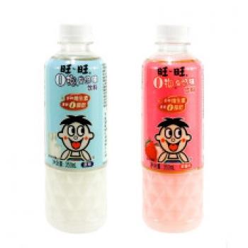Wantwant O Pao Fruity Milk Flavor Drink 350ml