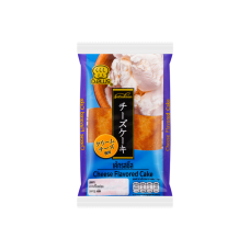 D-PLUS Cheese Flavored Cake Bread 50g