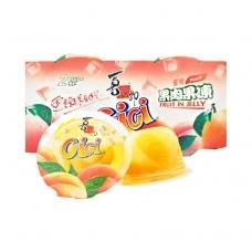 Cici Fruit Jelly Peach 2cups